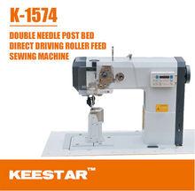 Keestar K-1574 pós cama direto condução pfaff máquinas de costura industrial