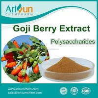 Factory Supply 20%-50% Organic Goji Berry Extract Powder