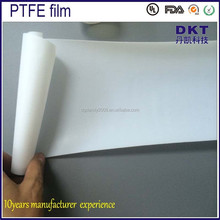 white teflon film in roll from DANKAI factory