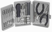 factory beautiful CARBON STEEL AND CRV HOMEOWNER 26 pcs tool kit