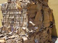 Mixed paper, OCC and all types of waste paper