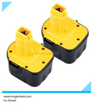 3000mah 12V rechargeable batteries Power tool battery For Dewalt NI-MH NI-CD for 397745-01 DW9071 DW9072