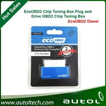 New Arrival!!! Economy EcoOBD2 Chip Tuning Box for Diesel Cars with CE / FCC / RoHS Certificates EcoOBD2 for diesel cars