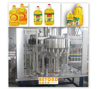 salad oil filling machine.