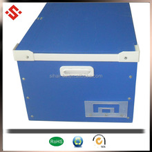 2015 pp polypropylene plastic handles corrugated boxes