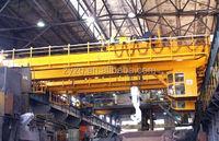 125/32 tons to 140/32 tons Foundry Bridge Crane
