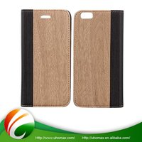 Best Quality Custom Made Leather Flip Case For Iphone 6 Plus