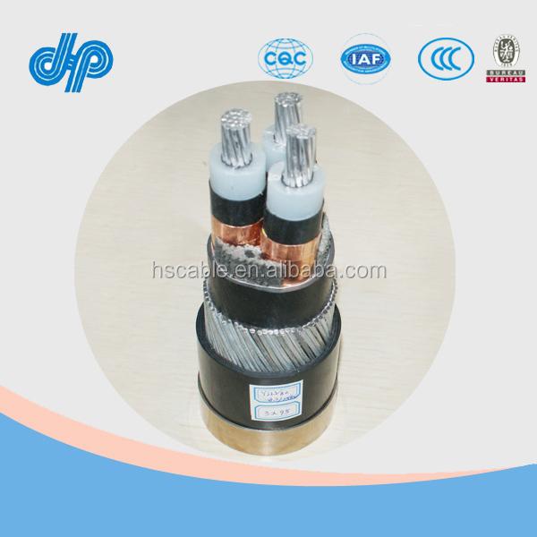 Pvc Swa Pvc Cable : Al cu xlpe cts swa pvc power cable kv
