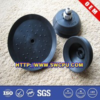 Custom made epdm rubber suction cups for wood