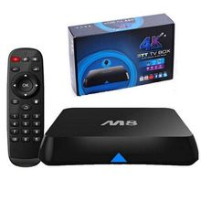 full hd 1080p video xbmc streaming tv box 2015 internet tv box M8 S802 Quad-core A9 Android 4.4 KitKat 2G/8G 3D