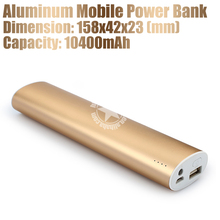 10,400mAh Magic Wand Power Bank Universal External Power Pack Made in China