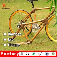 Trade assurance manufacturer 29er steel MTB bamboo bicycle frame cr-mo mountain bike frame