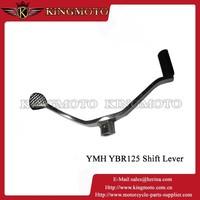 Gear Foot Shift Lever Red Folding Pedal Aluminum Motorcycle Part Street Bike YBR125