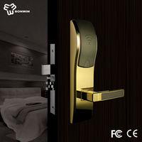 Intelligent tesa hotel door locks with software and encoder