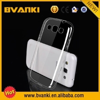 Cell Phone Accessories Phone Case Clear Back Cover Case For Samsung Galaxy Win I8552,Ultra Thin Flexible TPU Skin Case