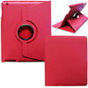 New arrival for ipad 6 case wholesale, smart PU leather cover for ipad case with rotating