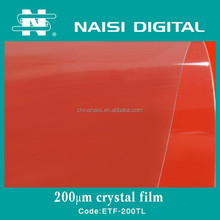 3d crystal cold laminating film for photo album