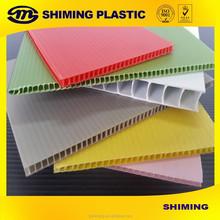 PP Plastic Corrugated Coroplast Sheet/Board