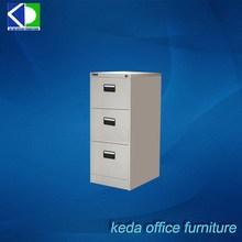 Pine 2 Drawer Filing Cabinet For Super Market