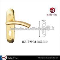 2013 Popular Handle Clip ( Door Handle With Plate )