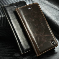 China Factory Supplier High Quality wallet For iPhone 6 Case, Mobile Phone leather case for iPhone 6/6 Plus