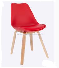 wly silla de plástico silla del ocio silla eames
