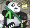 2014 new design and high quality advertising panda products