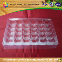 Top sale chocolate plastic trays packaging