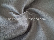 100% polyester linen-like fabric for draperies