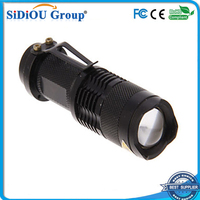 2013 most powerful mini led flashlight