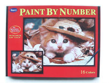 Painting Number Set