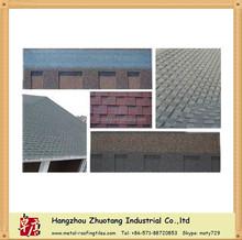 starfoo brand 5 types Asphalt Shingles Tiles manufacturer in China
