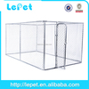 Dog Kennel 7.5 x13 x 6 DIY Box Kennel Chain Link Dog Pet System Run for Chicken Coop Hens House