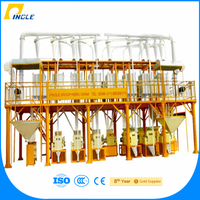 Complete Flour Mill Machinery Price/Complete Flour Mill Plant For Wheat