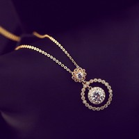 necklace shourouk fluorescence exaggerated jewelry wholesale