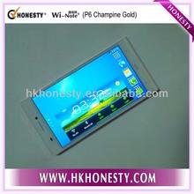 6.0 MTK6589t 1.5GHz 6inch FHD Capacitive multi touch Screen Wifi GPS module G-Sensor mobile phone