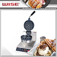 2015 New Product Standard Thick Waffle Machine For Commercial Use