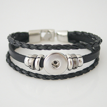 best sale new Snaps bracelets leather snaps jewelry