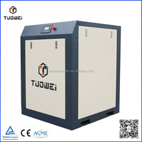 Rotary screw type air compressor 500l 7.5hp
