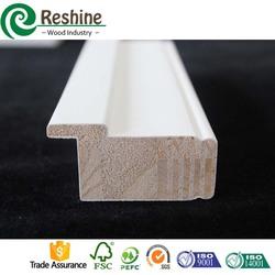 Paulownia wood timber shutter components