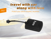 Good quality cheapest Motorcycle GPS Tracker Vehicles/Motor GPS Tracker D12 IP66 by SMS or web
