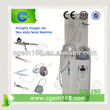 Summer Microdermabrasion facial skin cleaning PDT Facial whitening Oxygen Jet Peel Water Equipment