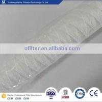 5 micron polypropylene string wound filter cartridge