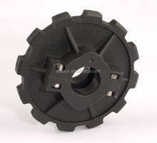 Chain sprockets and nylon sprockets driven parts