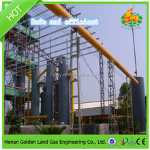 China energy saving biomass gasification power plant with best quality