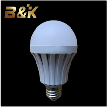 High quality 220V 10W E27 rechargeable led emergency bulb / energy saving lamp