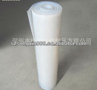 Commercial Grade Red Silicone Sheet