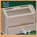 caja de madera del papel para la venta