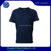 Wholesale Good Quality Short Sleeves Famous Brand Name T-shirt Made in China
