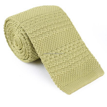 Men's Unicolor Knitted Necktie